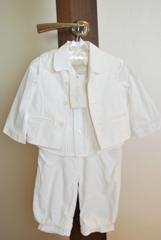 Бархатный нарядный костюм Mothercare