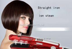 Профессиональный паровой утюжок для волос