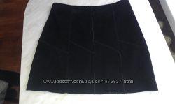 Стильная новая замшевая юбка OASIS