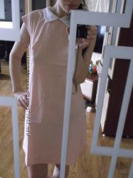 Новое платье с воротничком очень лёгкое