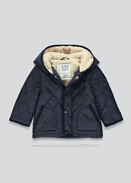 Новые куртки Matalan на мальчиков от 12 мес. до 4 лет