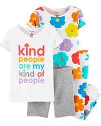 Новые пижамы Carter&acutes на девочку от 2 до 6 лет