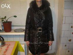 КРЫМ. Зимний женский пуховик, пальто. 46-48 р-р.