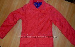 Модная стеганная курточка для девочки