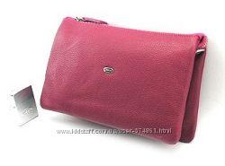 Клатч женский фуксия clutch Desisan 0706