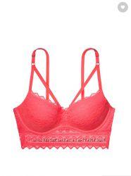В наличии бюстик Push-Up от Victorias Secret серия Pink