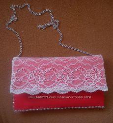 Индивидуальный пошив сумочек, клатчей, других аксессуаров
