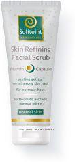 Скраб для нормальной кожи лица