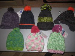 Шапки LUPILU і CRIVIT 1-16років зима