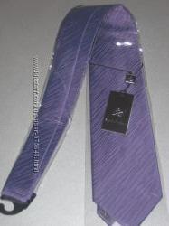 Чоловічий фіолетовий галстук