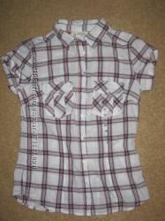 Стильна рубашка  р. S H&M