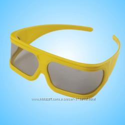 Поляризационные 3D 3Д Очки Линейной Поляризации для кинотеатров IMAX