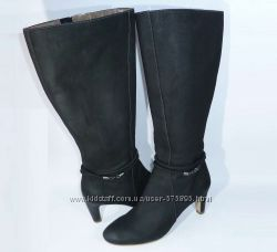 Сапоги Ecco Nephi Tall Boot 40 размер 26. 5 см стел. MSRP 250