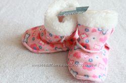Теплые ботики для малышей TM Pumkin Patch Великобритания