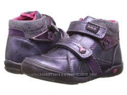 Классные деми ботиночки Beeko 7 размер 14 см стелька