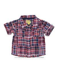 Муслиновая рубашка Kapital K США, 6-9 мес