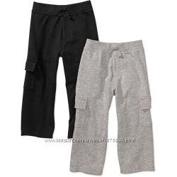 Флисовые спортивные штаны на мальчика, 18 мес