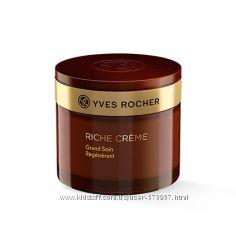 Riche Creme Крем Глубокого Действия с 30 Ценными Маслами 75мл Ив Роше
