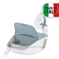 Компрессорный небулайзер Turbo Pro c регулятором размера частиц-Италия