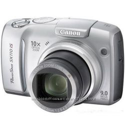 Продам фотоаппарат Canon PowerShot SX110 IS