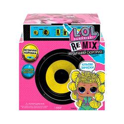 L. O. L SURPRISE W1 серии Remix Hairflip - Музыкальный сюрприз кукла лол