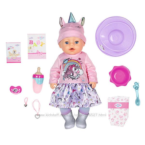 Кукла Baby Born серии Нежные объятия - Очаровательный единорог