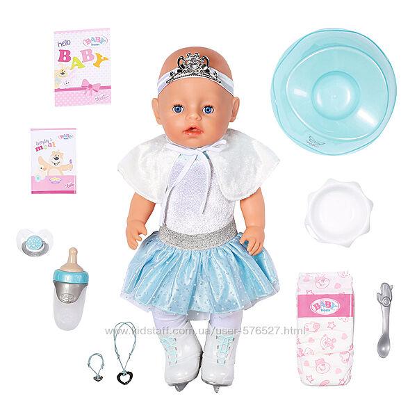 Кукла BABY born серии Нежные объятия - Балеринка снежинка беби борн
