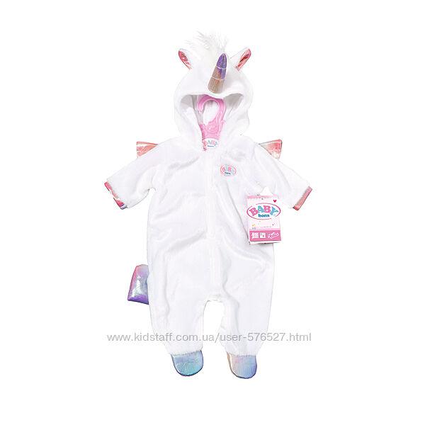 Одежда Для Куклы Baby Born - Милый Единорог беби борн