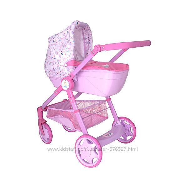 Коляска Для Куклы Baby Born - Променад складная, с сумкой беби борн