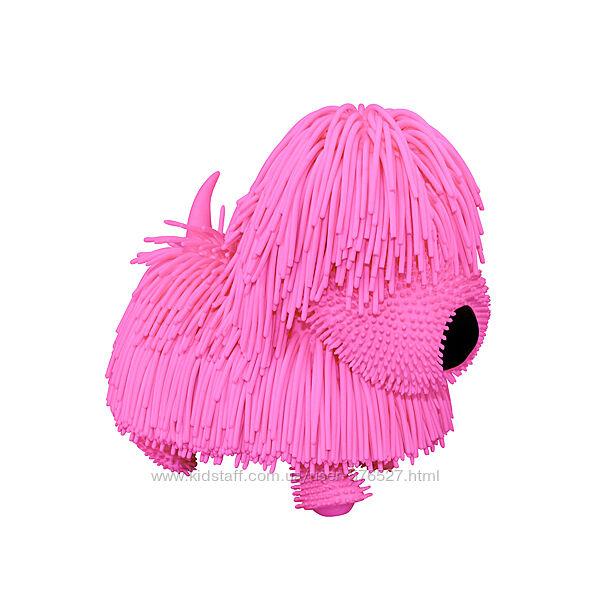 Интерактивная игрушка Jiggly Pup - Озорной щенок розовый