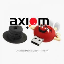 Силиконовые флешки M&M Angry Birds Сланцы Браслеты 8гб USB Flash Drive