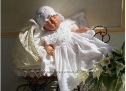 Комстюм для крещения и праздников девочки  Kwiatuszek  Jozefinka