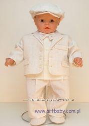Нарядный костюм  для мальчика G 014  ARTbaby от Польского Производителя