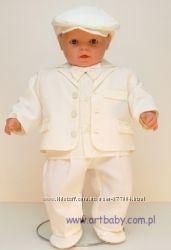 Нарядный костюм  для мальчика G 016 - 3 Artbaby от Польского производителя