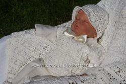Нарядный костюм для крещения и праздников мальчика Kubus Jozefinka