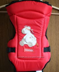 Рюкзак кенгуру переноска для детей BUTTERFLY  14 excluzive Womar