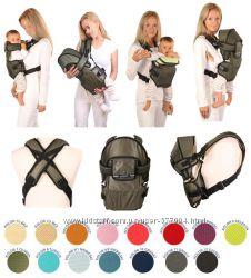 Рюкзак кенгуру -переноска для детей Womar RAIN 8 excluzive