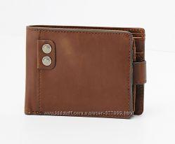 Кошелек, бумажник с отделениями для кредиток, фото и мелочи RESERVED