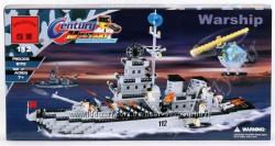 Конструктор 112 и 113 Военный корабль, Brick, Брик