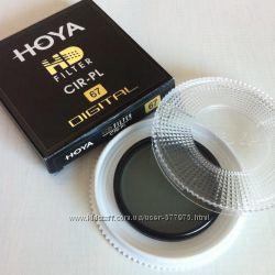 Светофильтр поляризационный Hoya HD Pol-Circ 67mm