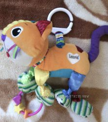 Продам подвесную игрушку котенок lamaze