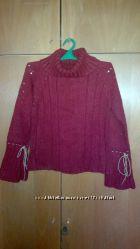 Женский шерстяний свитер 44 - 46 размер