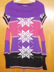 Теплый и мягкий пуловер