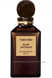 Atelier dOrient Plum Japonais Tom Ford, оригинал, распив.