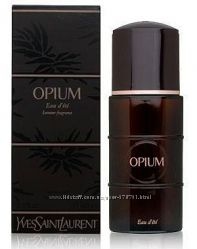 Yves Saint Laurent Opium Eau Dete Summer Fragrance 2003, распив.