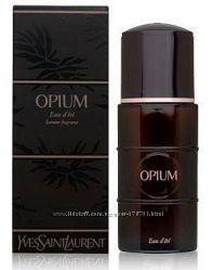 Yves Saint Laurent Opium Eau Dete Summer Fragrance 2003, распив.