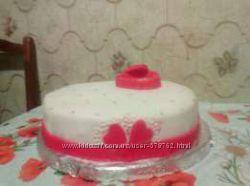 торт - свадебный