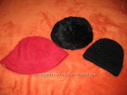 Зимние шапочки и берет