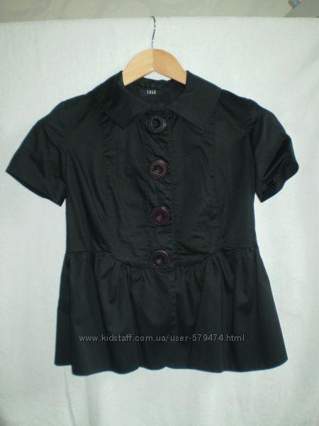 Пиджак-кофта с коротким рукавом