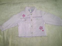 Вильветовый пиджак для маленькой модницы